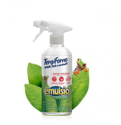 Спрей-мус обезмаслител <strong> Emulsio Naturale TergiForno </strong> , 500 ml