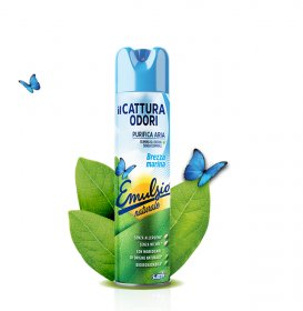 Ароматизатор <strong> Emulsio Naturale ilCatturaOdori Spray - Brezza Marina </strong> , 300 ml