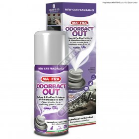 Odorbact Out New Car Fragrance 150ml.