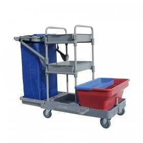 ACE 6 cleaning trolley