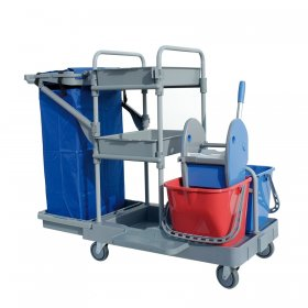 ACE 7 cleaning trolleys